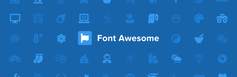 Font Awesome – WordPress plugin